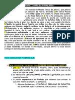 PREPARATE PARA LA CONQUISTA 19-4-20