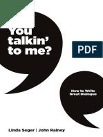 You Talkin' to Me small sample PDF