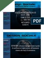 Design Sociale OK