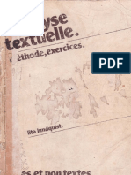Lunquist _ L'analyse textuelle _ CEDIC 1983