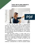 COMO+FAZER+UM+PLANEJAMENTO+PEDAGÓGICO+EFICIENTE