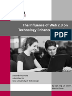 The Influence of Web 2.0 on Technology Enhanced Learning