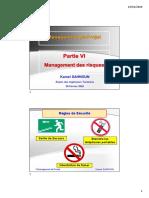 Management de Projet 6 Management des risques