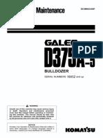 [OM JPN] D375A-5 VHMS 18052-Up (SEAM063200P)