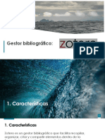 Zotero - Instalacion y caracteristicas.pdf