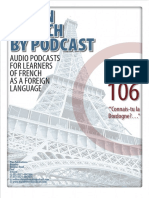 LEARN FRENCH BY PODCAST 106