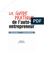 Eyrolles - Le Guide Pratique de l'Autoentrepreneur (Edit 2009)