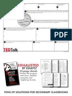 TEDTalksFREEWorksheettoUseWithANYTEDTalkDistanceLearningGr612