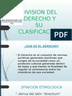 DIVISION DEL DERECHO.pptx