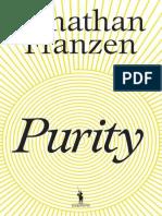 Jonathan Franzen - Purity (Ed. D. Quixote, Portugal)