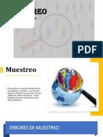 CLASE 3 - TÉCNICAS DE MUESTREO