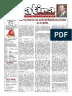 Datina - Ediție Națională 18-19.04.2020 - prima pagină