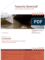 La importancia de la Gestion Integral de Riesgos (GIR) | PwC Venezuela