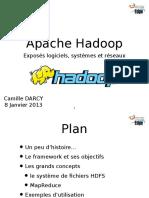 Presentation Hadoop (1)