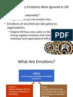 6 OB Emotional Intelligence