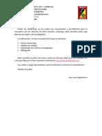 AUTOCAD - 6° C Y E CONSTRUCCIONES - 2020