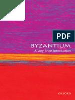 Very Short Introduction - Byzantium