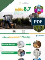 AGROCRÉDITO 8.7 productores v2