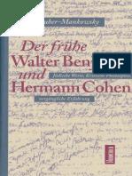 Deuber-Mankowsky, Der frühe Walter Benjamin und Hermann Cohen. Jüdische Werte, Kritische Philosophie, vergängliche Erfahrung.pdf