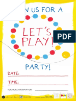 Let's Play Activity Kit
