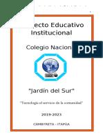 PEI 2019-2023
