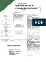 FLUJOGRAMA DE  USO DE BOTIQUIN.docx