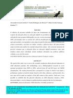 A Educação Física na Educação Infantil e a produção científica da área.pdf