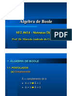 Aula 3 - Algebra de Boole.pdf
