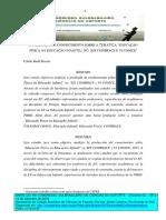 A produção de conhecimento sobre a temática Educação Física Infantil no XIX CONBRACE e VI CONICE.pdf