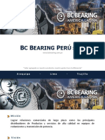 PRESENTACION BC BEARING PERÚ SRL -  POWER POINT 2015  (2)