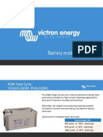 Victron Energy Battery Models Explained