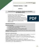 Trabajo Social I - Unidad 1.pdf