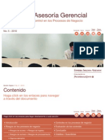 Gestión de Riesgo y Control en los Procesos de Negocio | PwC Venezuela