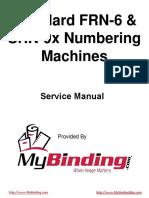 Standard-FRN6-SRN9x-Service-Manual