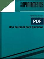 Uso do Excel para Químicos by André Fernando de Oliveira, Astréa F. de Souza Silva, Mário Alberto Tenan, Marcos Flores Júnior, Sérgio Lineu Olivo