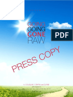 Going Going Gone Raw-PRESS COPY