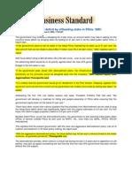 businessstandardjune82009govtcanerasefiscaldeficitbyoffloadingstakeinpsus-smc-090609123213-phpapp01