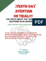 TRINITY, The SDA Church on Trial