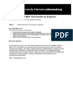 MP2531 - Revit MEP Fast Families for Engineers