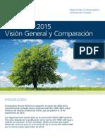 LRQA ISO 14001 2004 VS 2015