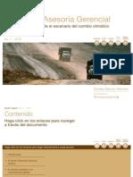El sector financiero ante el escenario del cambio climático | PwC Venezuela