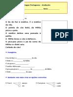 Ficha de leitura_1ºano