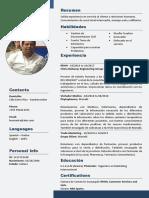 CV LEO LINO 2020
