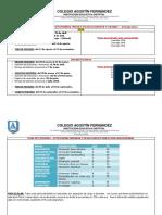 Cronograma Para Comunicar a Padres y Estudaintes_15 Abril 2020