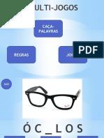 CAÇA-PALAVRAS .pptx