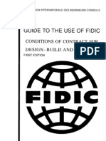 FIDIC-Guide to the Use