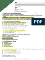 PREG. DERECHO BANCARIO
