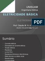 Eletricidade Básica - Eletrodinâmica - 2020