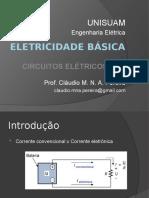 Eletricidade Básica - Circuitos CC - 2020