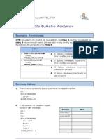 ΑΕΠΠ - 22ο Φυλλάδιο Ασκήσεων